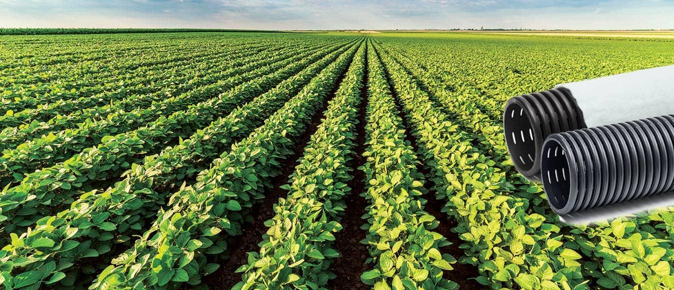 Tubos para Drenagem Agricola